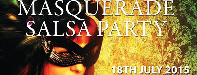 MASQUERADE SALSA PARTY
