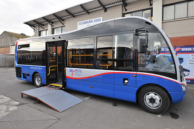 MYCITI BUSES IN CAPE TOWN TO GET FREE WIFI