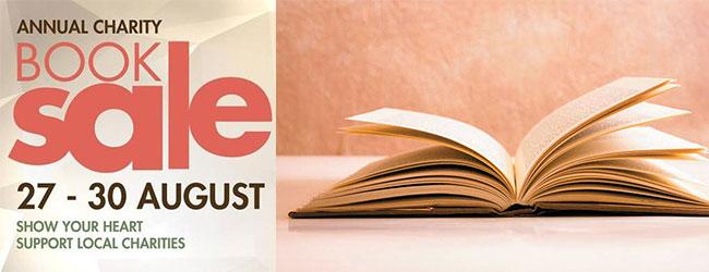 CAVENDISH SQUARE ANNUAL CHARITY BOOK SALE