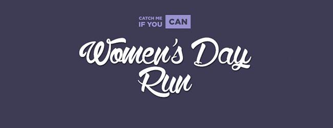 WOMEN'S DAY RUN