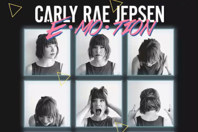 CARLY RAE JEPSEN TO PERFORM IN CAPE TOWN