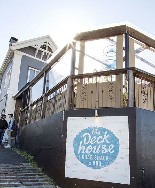 Crab Shack Kloof Street 3