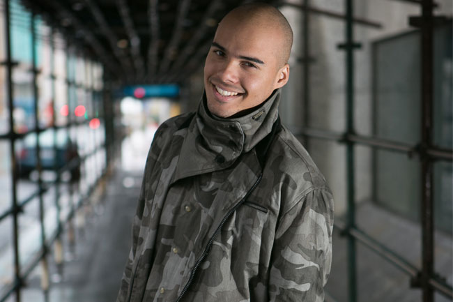 5 MINUTES WITH JIMMY NEVIS