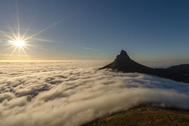I AM CAPE TOWN TIME LAPSE VIDEO