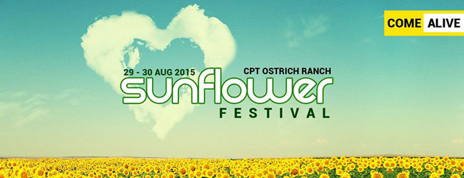 SUNFLOWER FESTIVAL 2015