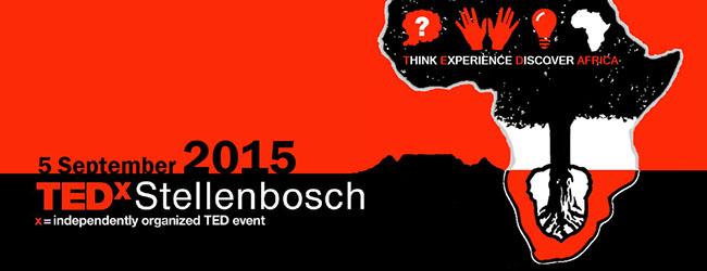 TEDxStellenbosch 2015