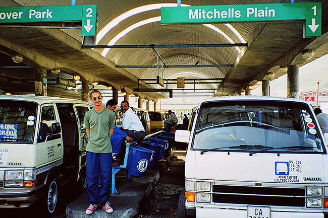 CAPE TOWN TAXI RANKS TO GET FREE WIFI