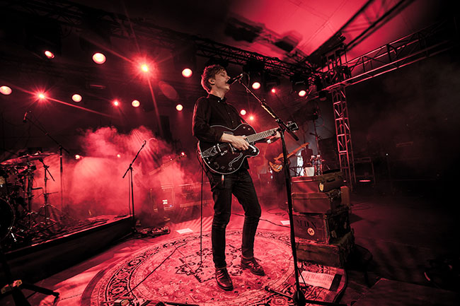 A NIGHT WITH GEORGE EZRA