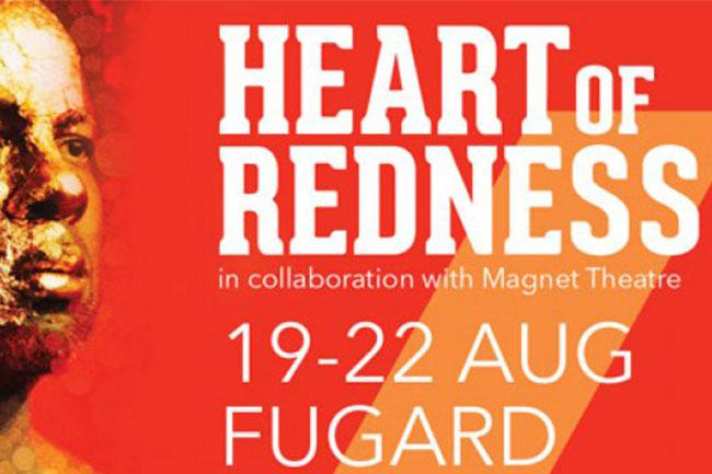 HEART OF REDNESS