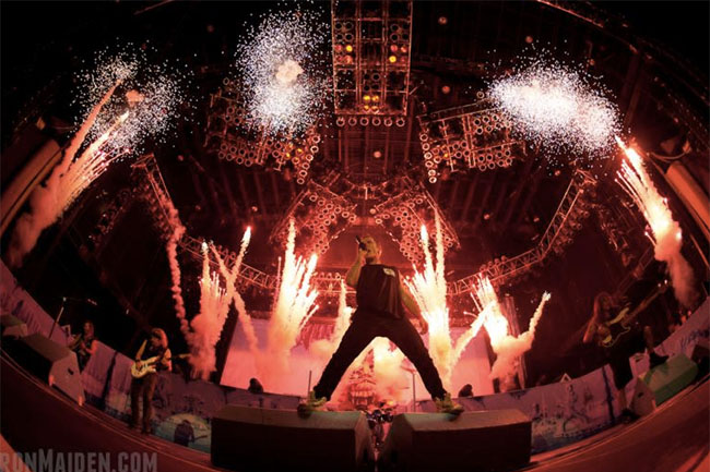 IRON MAIDEN IS COMING TO CAPE TOWN NEXT YEAR