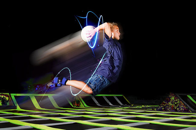 SOUTH AFRICA'S FIRST INDOOR TRAMPOLINE PARK OPENS TOMORROW