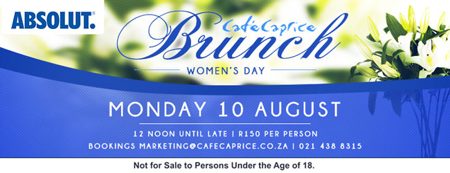 WOMEN'S DAY BRUNCH