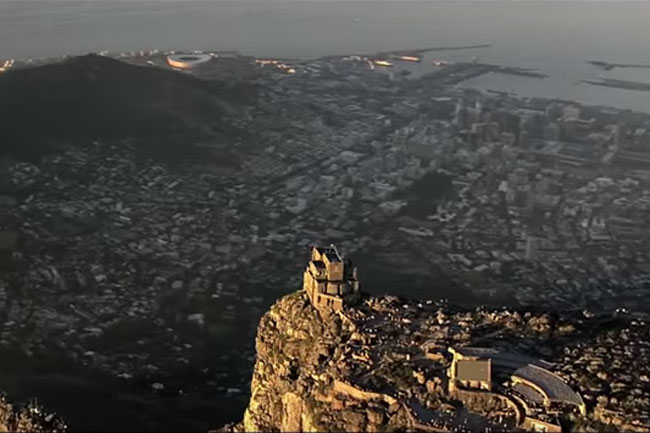 CAPE TOWN PICKS UP MOMENTUM IN HOLLYWOOD