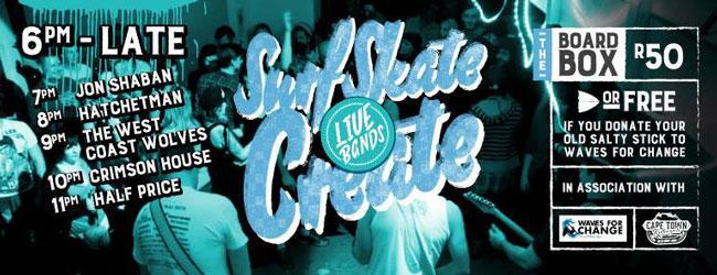 SURF SKATE CREATE