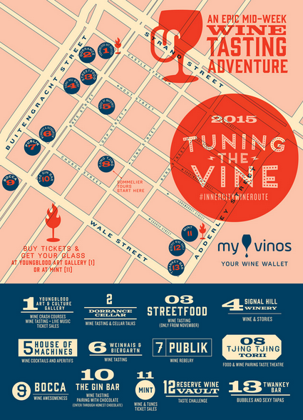 Tuning the Vine (Map)