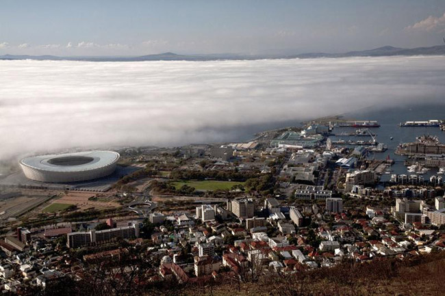 CAPE TOWN MAKES WORLD'S MOST BEAUTIFUL CITIES LIST