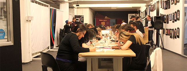 DOODLE NIGHT AT FRIENDS OF DESIGN