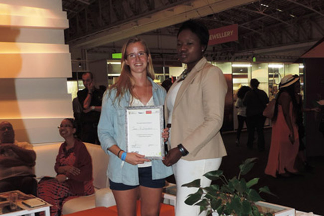 CAPE TOWN STUDENT WINS CREATIVE FURNITURE DESIGN COMPETITION