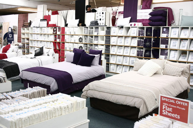 5 FACTORY SHOPS FOR THE HOME