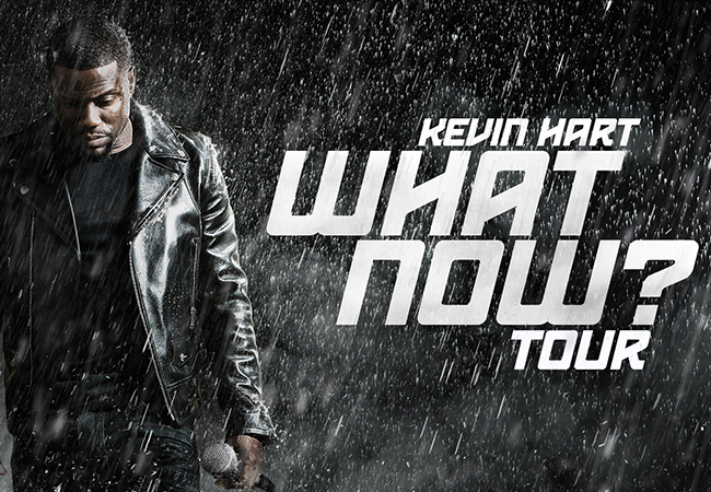 KEVIN HART IS COMING TO CAPE TOWN NEXT YEAR