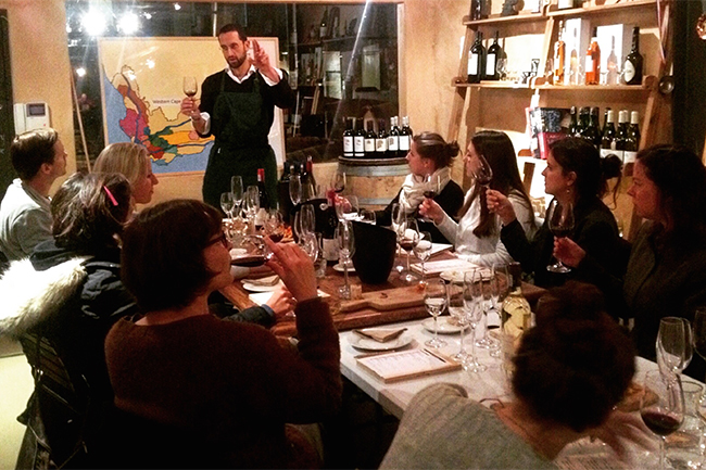 BECOME A WINE MASTER – IN TWO HOURS