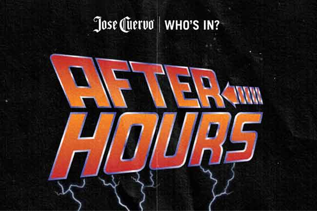 AFTER HOURS: BACK TO THE FUTURE