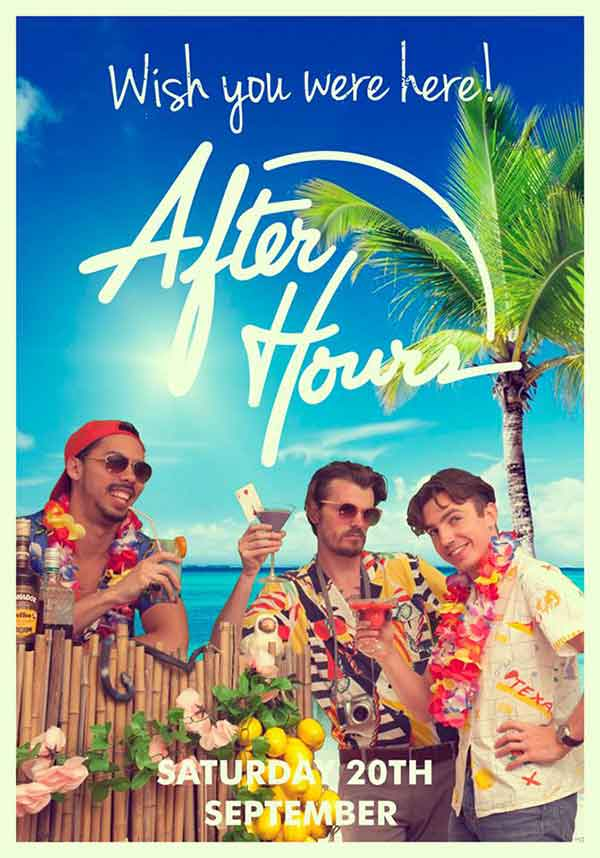 Aftre-Hours-Tropical-Heat-poster