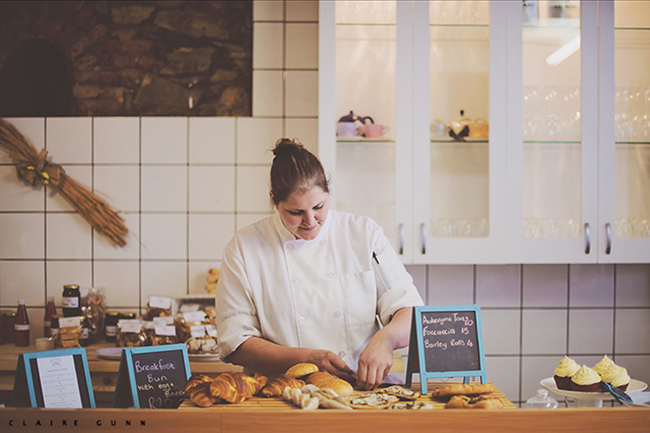 5 MINUTES WITH CISKA ROSSOUW FROM LOAVES ON LONG