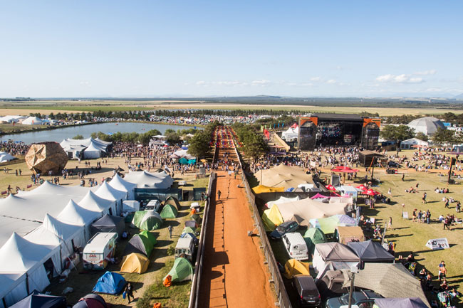 ROUND UP OF ROCKING THE DAISIES 2015 (GALLERY)