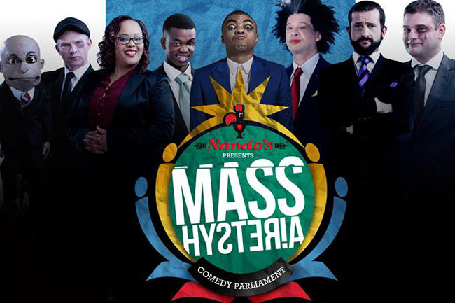 NANDOS PRESENTS MASS HYSTERIA