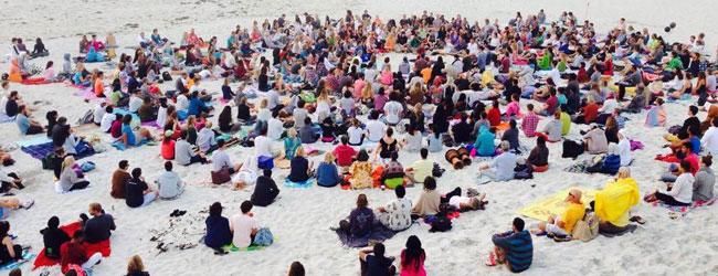 FULL MOON BEACH DANCE MEDITATION