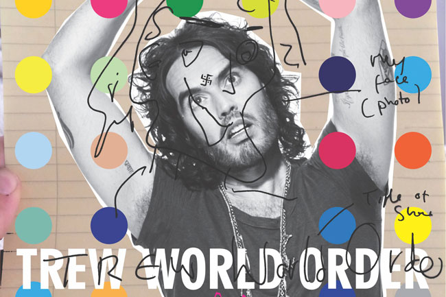 RUSSELL BRAND'S TREW WORLD ORDER TOUCHES DOWN IN THE CAPE
