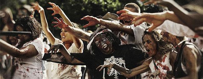 zombie walk, zombie fest