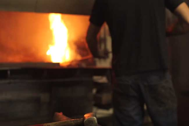 THE ART OF FIRE – ALON FAINSTEIN FORGINGS