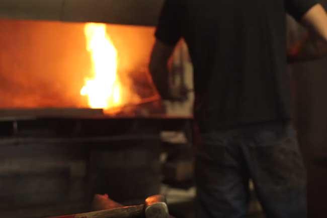 THE ART OF FIRE – ALON FAINSTEIN FORGINGS