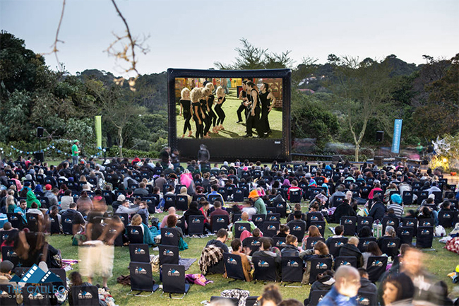 THE GALILEO OPEN AIR CINEMA'S MOVIE LINE-UP 2015/16