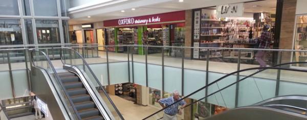 gardens shopping centre