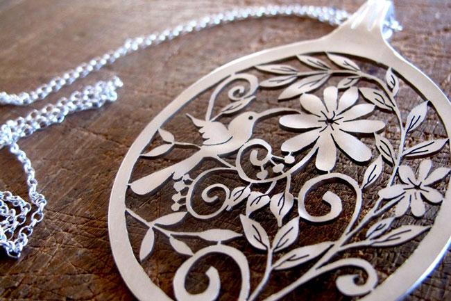 helensilversmit, jewellery, silver