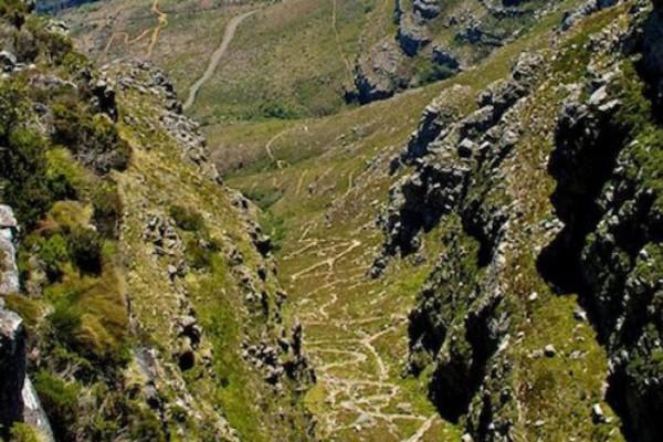 cape town trails