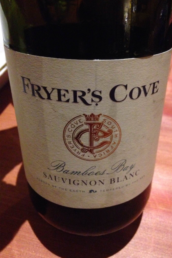 west coast wine