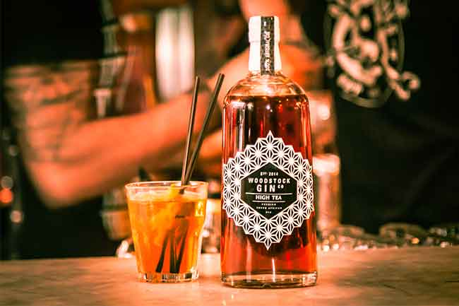 INTRODUCING HIGH TEA FROM WOODSTOCK GIN CO