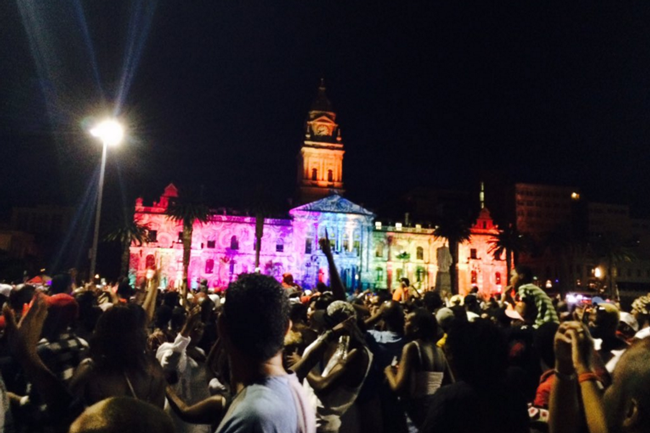CAPE TOWN FESTIVAL OF LIGHTS