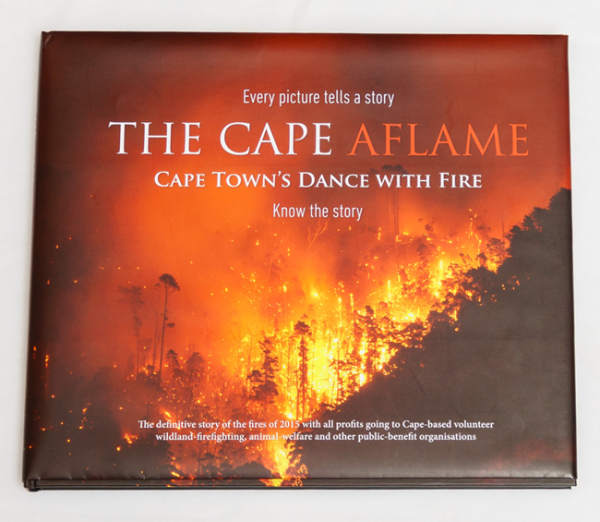 The Cape Aflame