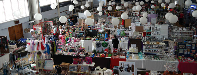Wellington School Craft Fair