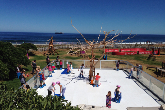 mouille point ice rink