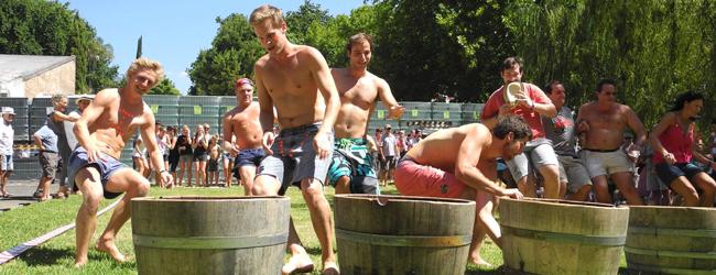 delheim start of harvest festival