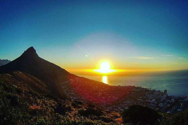 TOP 5 SUNDOWNER SPOTS IN CAPE TOWN