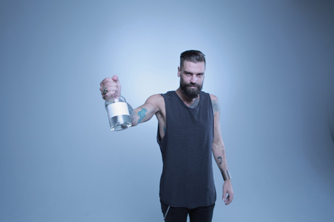 Q&A WITH BRETT ROGERS OF FOOD BOOZE & TATTOOS