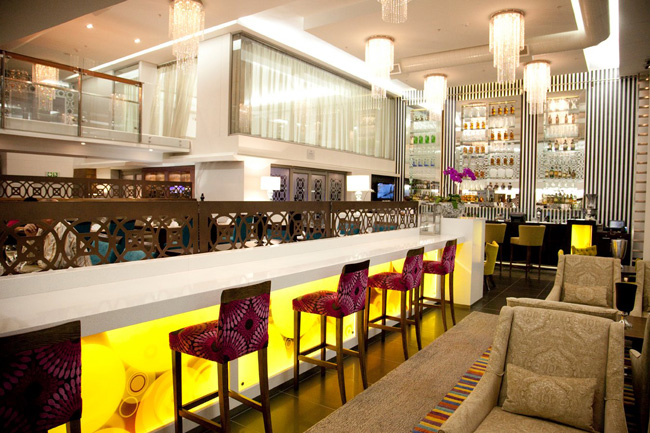 GET FANCY WITH LIBERTY'S RESTAURANT AT DOUBLETREE