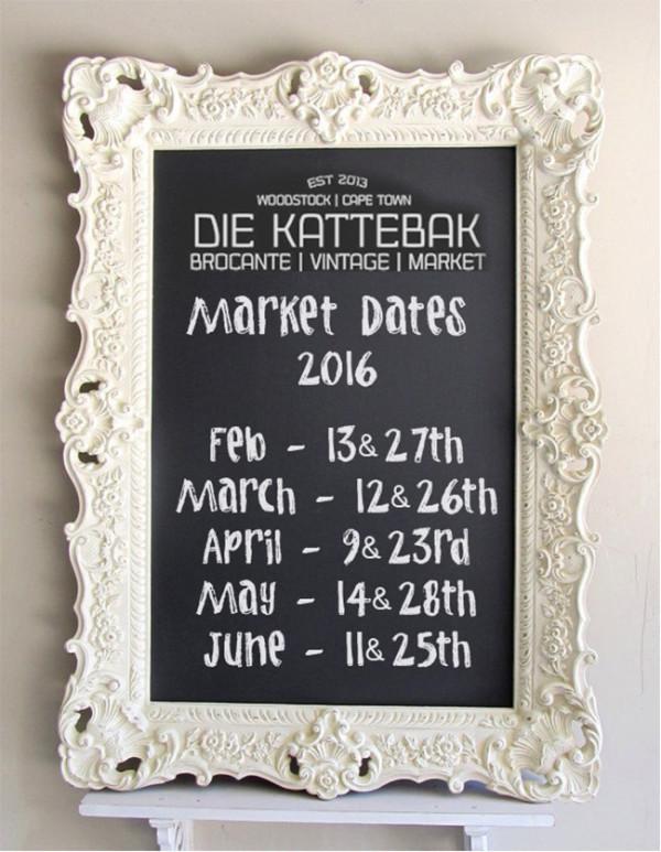 Kattebak-schedule